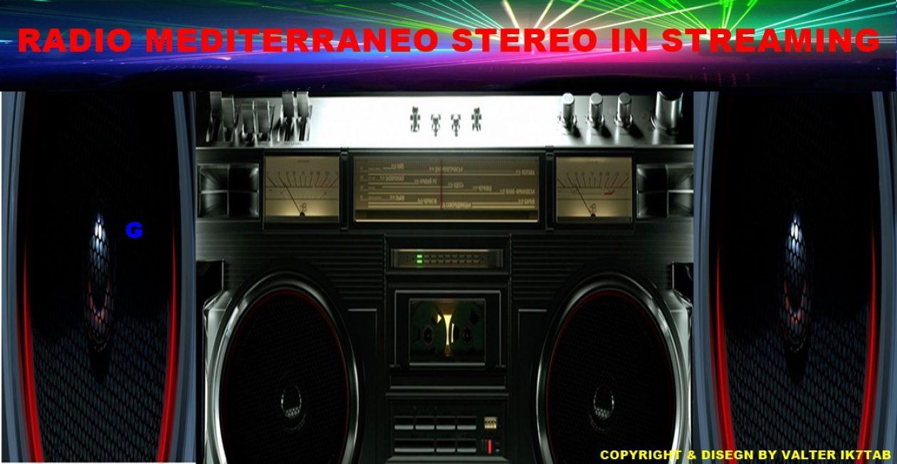 RADIO MEDITERRANEO STEREO IN STREAMING